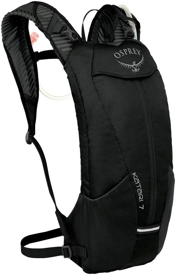 Osprey Osprey Katari 7 Hydration Pack: Black
