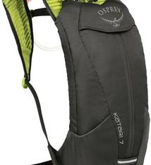 Osprey Osprey Katari 7 Hydration Pack: Lime Stone