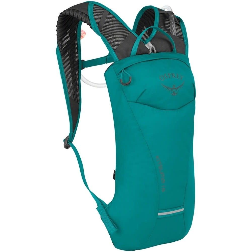 Osprey Osprey Kitsuma 1.5 Women's Hydration Pack: Teal Reef
