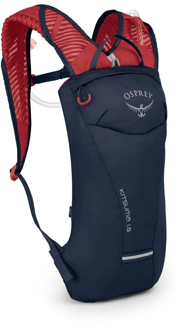 Osprey Osprey Kitsuma 1.5 Women's Hydration Pack: Blue Mage