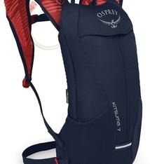 Osprey Osprey Kitsuma 7 Women's Hydration Pack: Blue Mage