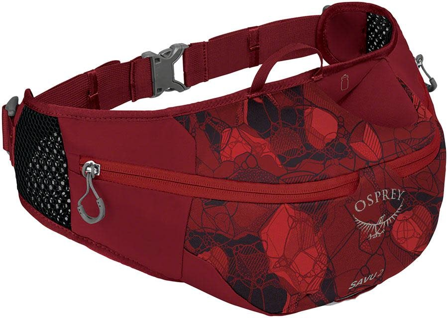 Osprey Osprey Savu 2 Lumbar Pack - Red, One Size