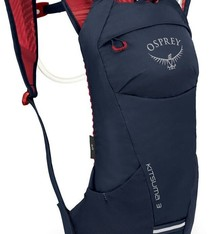 Osprey Osprey Kitsuma 3 Women's Hydration Pack: Blue Mage