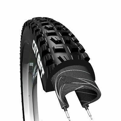 CST CST BFT Tire - 26 x 2.4, Clincher, Wire, Black