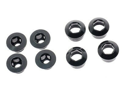 SRAM SRAM Eagle e-MTB Steel Chainring Bolt Kit - 4 Bolts and Nuts