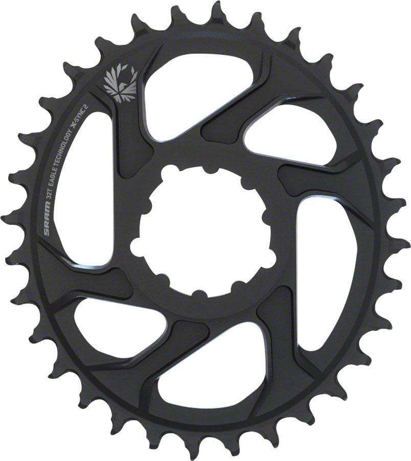 SRAM SRAM X-Sync 2 Eagle Oval Direct Mount Chainring 32T 6mm Offset