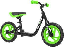 """Kazam KaZam Dash EVA 12"""" Balance Bike - Black"""