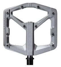 Crank Brothers Crank Brothers, Stamp 3 Large Magnesium Platform Pedals, Grey