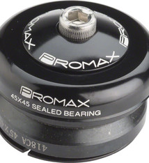 """Promax Promax IG-45 Alloy Sealed Integrated 45x45 1"""" Adaptor Headset Black"""