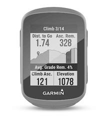 Garmin Garmin, Edge 130 Plus Unit, Computer, GPS: Yes, HR: Optional, Cadence: Optional, Black, 010-02385-00