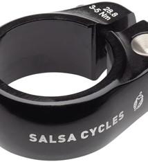 Salsa Salsa Lip-Lock Seat Collar 28.8mm Black