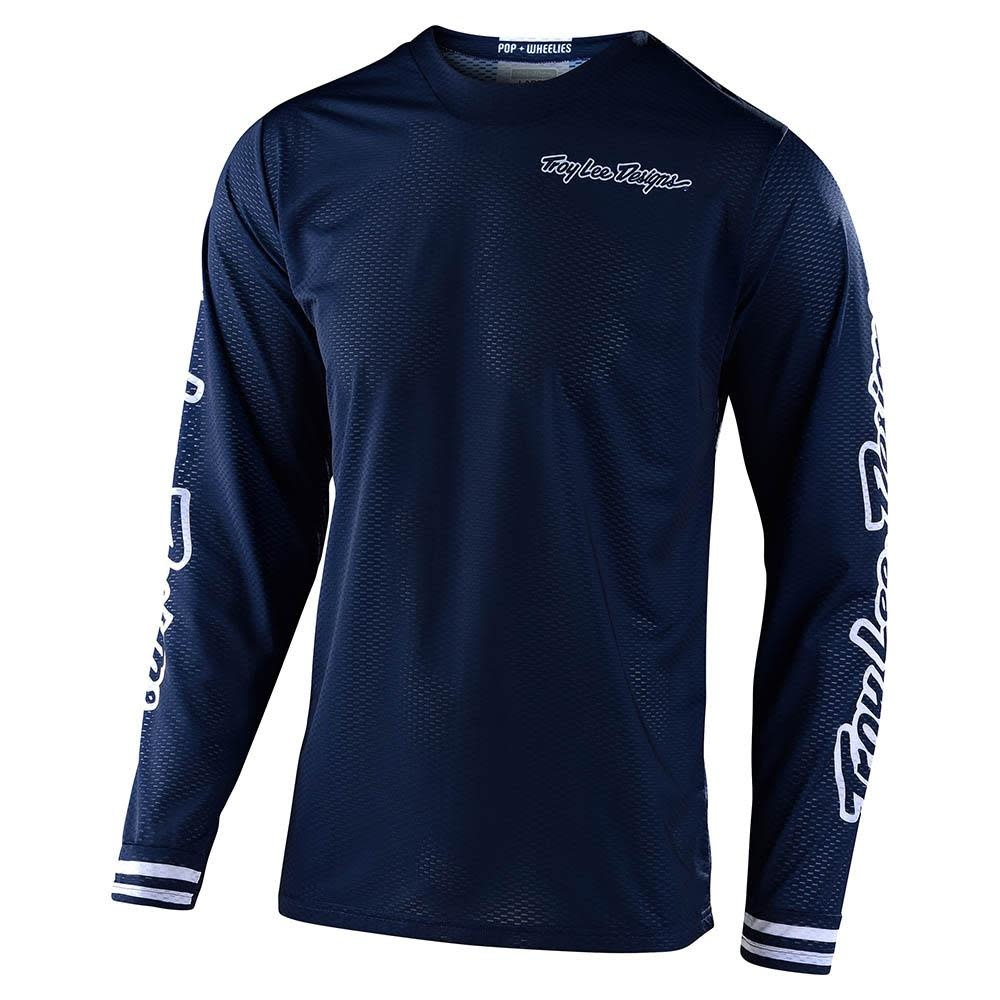TLD, GP AIR JERSEY; MONO NAVY MD