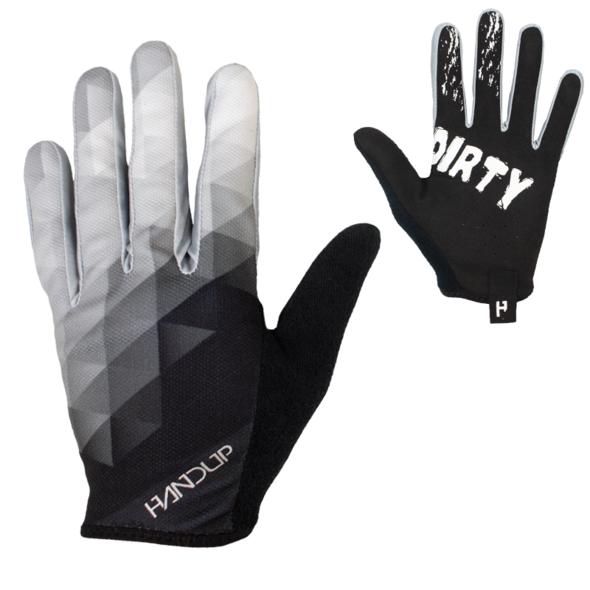Handup Gloves - Prizm - Black / White - Small