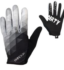 Handup Gloves - Prizm - Black / White - Large