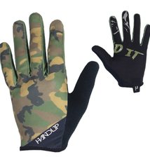 Handup Gloves - Woodland Camo - X Large