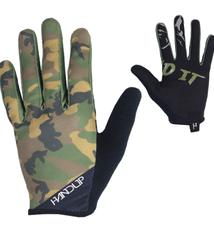 Handup Gloves - Woodland Camo - X Small