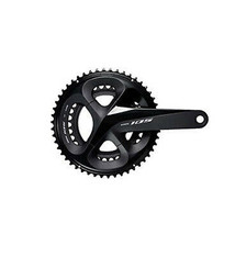 Shimano Shimano 105 FC-R7000 Crankset - 170mm, 11-Speed, 52/36t, 110 BCD, Hollowtech II Spindle Interface, Black