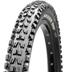 Maxxis Maxxis Minion DHF Tire - 24 x 2.4, Clincher, Wire, Black, 3C Maxx Grip, DH