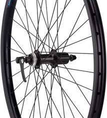 Quality Wheels Quality Wheels Value HD Series Disc Rear Wheel - 650b, QR x 135mm, Center-Lock, HG 10, Black
