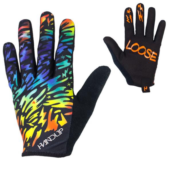 Handup Gloves - Wild Tie Dye - X Large