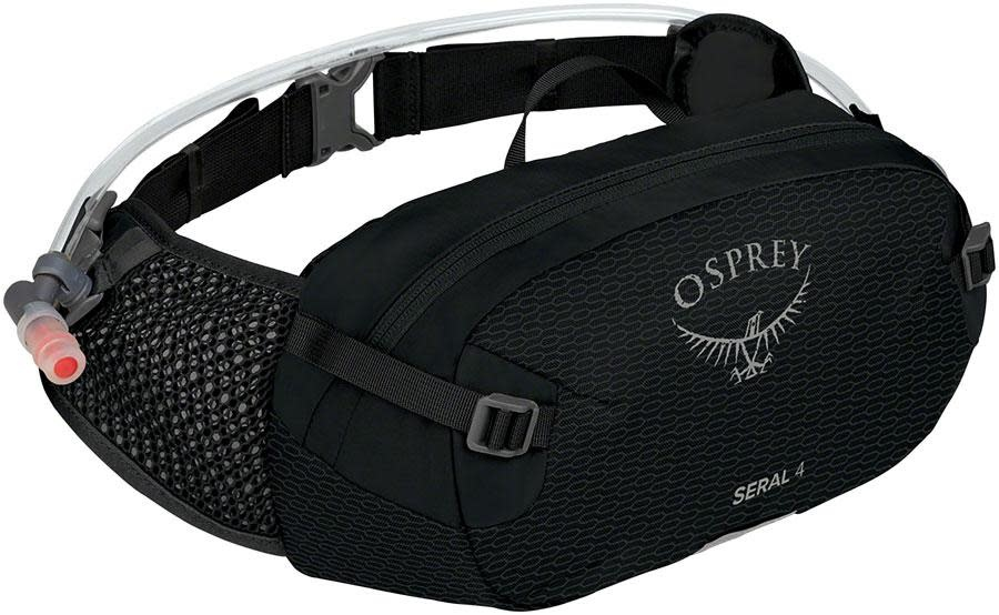 Osprey Osprey Seral 4 Lumbar Pack - Black, One Size