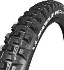 """Michelin Michelin, E-Wild Front, Tire, 29""""x2.60, Folding, Tubeless Ready, E-GUM-X, GravityShield, 3x60TPI, Black"""