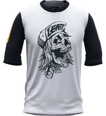 Leatt Leatt, MTB 3.0 Jersey, X-Large, 80's Skull