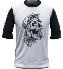 Leatt Leatt, MTB 3.0 Jersey - M - 80's Skull