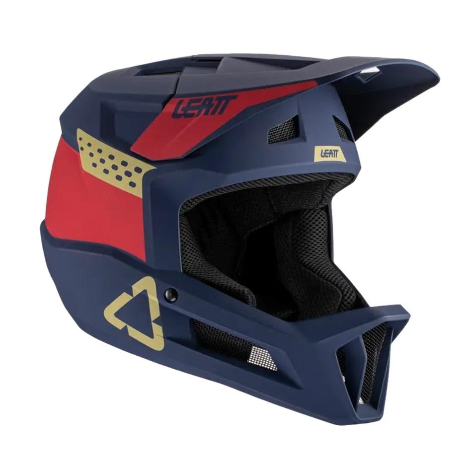 Leatt Leatt, MTB 1.0 DH Helmet, Large (59-60cm), Sand
