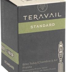 """Q-Tubes Q-Tubes / Teravail 18"""" x 1-3/8"""" 32mm Presta Valve Tube 98g"""