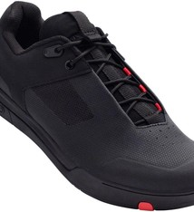 Crank Brothers Crank Brothers Mallet Lace Men's Shoe - Black/Red/Black, Size 6.5