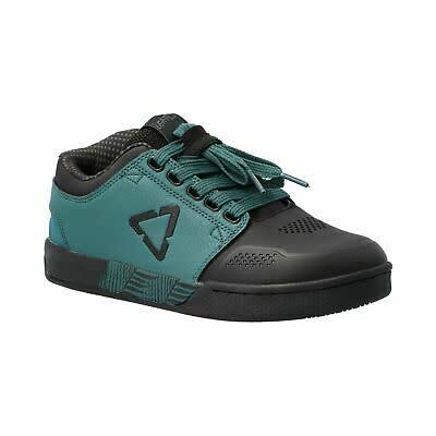 Leatt Leatt, 3.0 Flat, MTB Shoes, Jade, 8.5, Pair