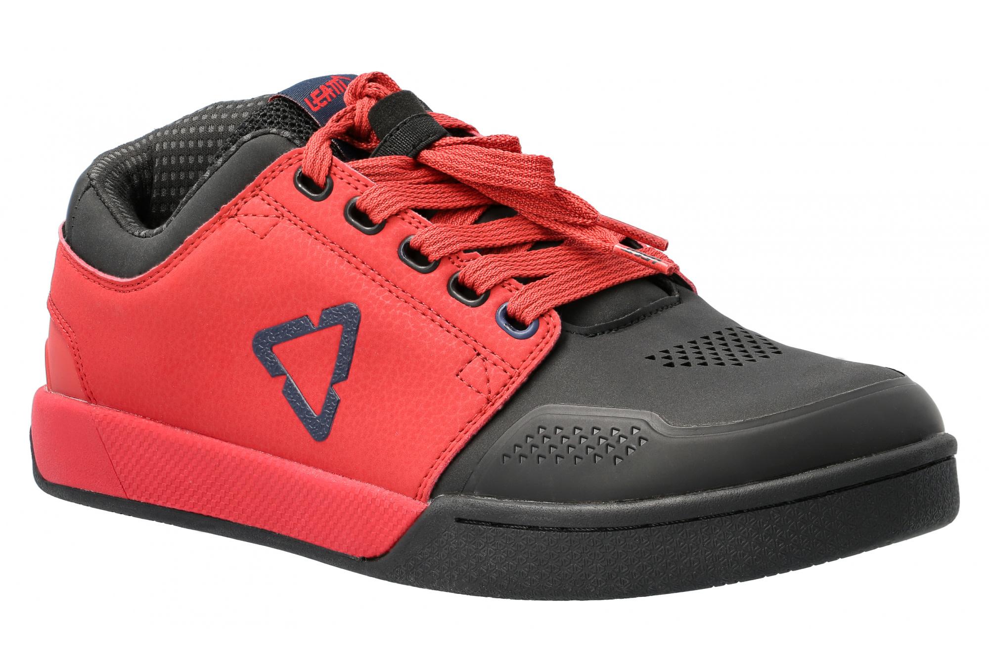 Leatt Leatt, DBX 3.0 Flat Shoes, Chilli - 12