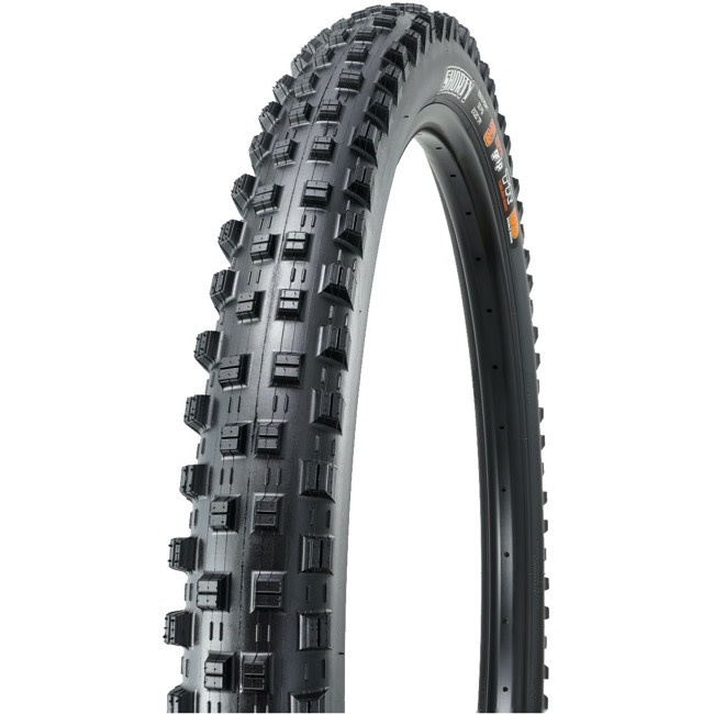 """Maxxis Maxxis, Shorty Tire, 27.5x2.4"""" 3CG/DD/TR/WT"""
