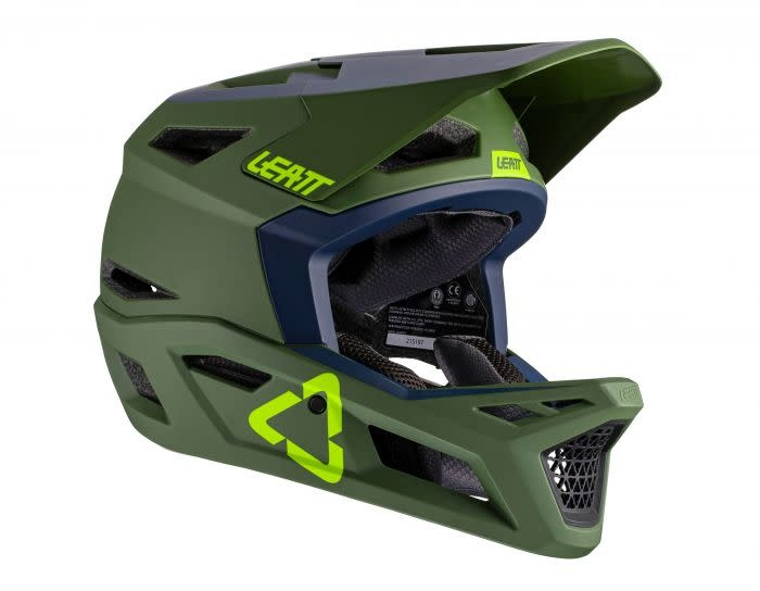 Leatt Leatt, MTB 4.0, Full Face Helmet, Cactus, S, 55 - 56cm