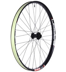 Stans No Tubes Stans No Tubes, Baron MK3, Wheel, Front, 27.5'' / 584, Holes: 32, 15mm TA, 110mm Boost, Disc IS 6-bolt