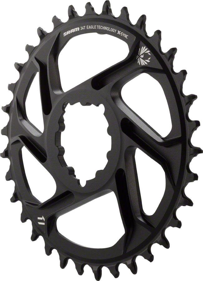 SRAM SRAM X-Sync 2 Eagle Direct Mount Chainring 34T 6mm Offset
