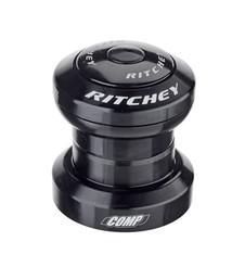 "Ritchey Ritchey Comp Logic Headset: Cartridge 1-1/8"" Black"