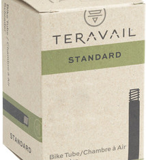 "Q-Tubes Q-Tubes / Teravail 20"" x 2.8-3.0"" Tube: Low Lead Schrader Valve"