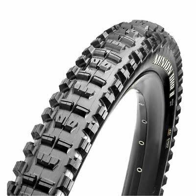 Maxxis Maxxis, Minion DHR2, Tire, 29''x2.40, Folding, Tubeless Ready, Dual, EXO, Wide Trail, 60TPI, Black