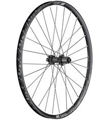 "DT Swiss DT Swiss H 1900 Spline Rear Wheel - 29"", 12 x 148mm Boost, 6-Bolt, HG 11 ,Black, Ebike"