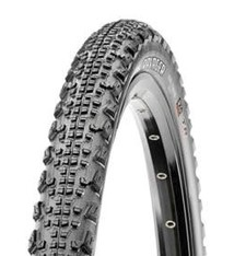 Maxxis Maxxis, Ravager, 700x40C, Folding, Dual, Tubeless Ready, EXO, 120TPI, 75PSI, Black