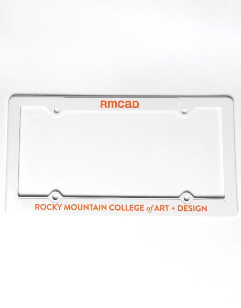RMCAD License Plate Frame