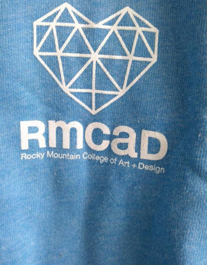 Bella Canvas RMCAD Hoodie Zip-Up Dome Heart