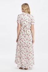 Glow Mama Fleur Wrap Maxi Dress