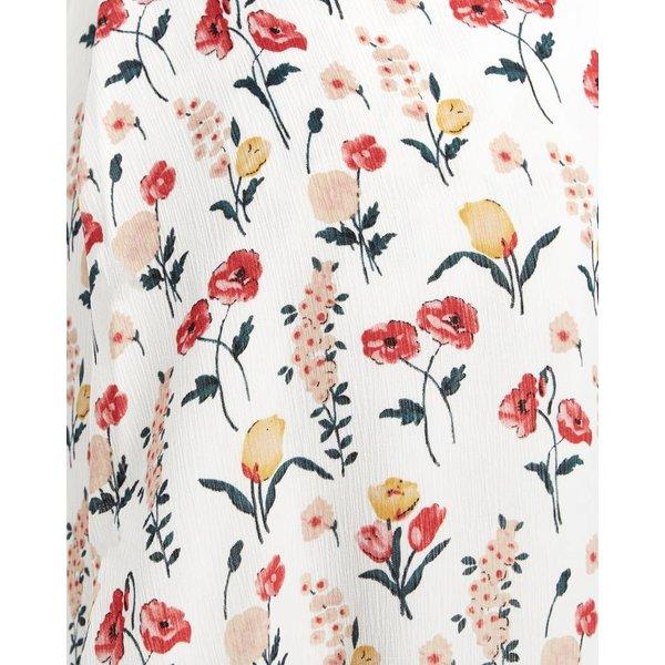 Fleur Wrap Maxi Dress