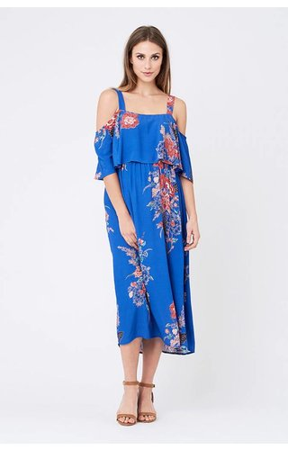 Ripe Lily Frill Nursing Dress