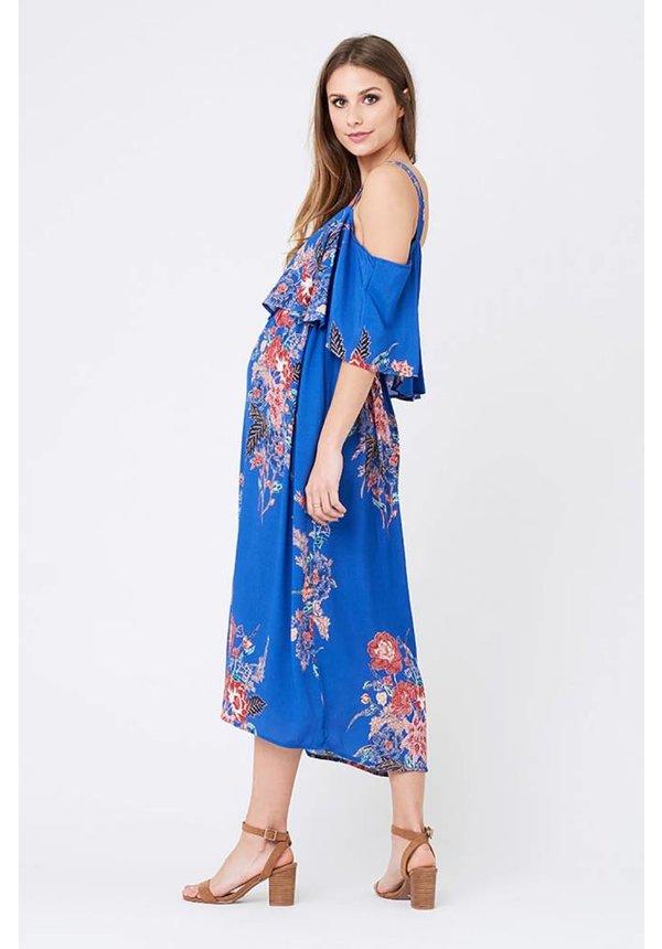 Lily Frill Nursing Dress