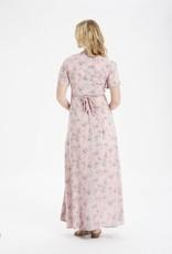 Glow Mama Camilla Wrap Maxi Dress - Size XS