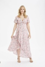 Glow Mama Camilla Wrap Maxi Dress